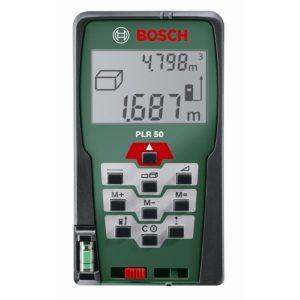 Лазерная рулетка (дальномер) Bosch PLR 50