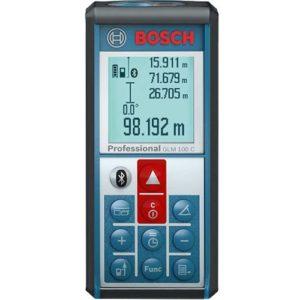 Лазерная рулетка (дальномер) Bosch GLM 100 C Professional