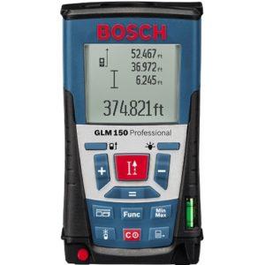 Лазерная рулетка (дальномер) Bosch GLM 150 Professional
