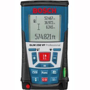 Лазерная рулетка (дальномер) Bosch GLM 250 VF Professional