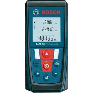 Лазерная рулетка (дальномер) Bosch GLM 50 Professional
