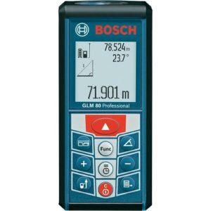 Лазерная рулетка (дальномер) Bosch GLM 80 Professional