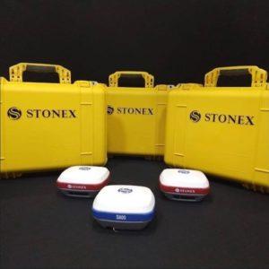 Видеообзор GNSS приемников Stonex S800/S800A